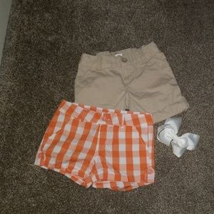 Other - Shorts bundle of 2 size 8 both like new